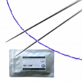Нити BIO S LINE Dual Arm Needle (1 шт.)