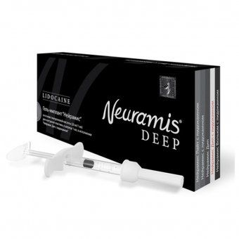 Филлер Neuramis Deep Lidocaine